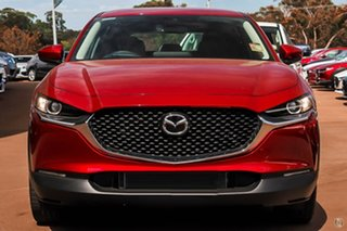 2021 Mazda CX-30 DM2W7A G20 SKYACTIV-Drive Evolve Red 6 Speed Sports Automatic Wagon.