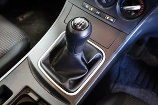 2012 Mazda 3 BL10F2 Neo White 6 Speed Manual Hatchback