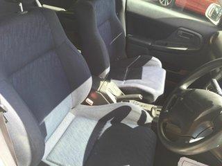2002 Subaru Impreza MY02 GX (AWD) White 4 Speed Automatic Sedan