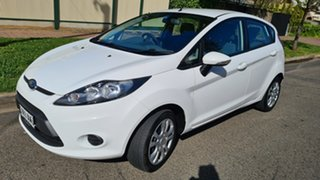 2013 Ford Fiesta WT CL 6 Speed Automatic Hatchback.