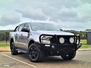 2019 Ford Ranger PX MkIII 2019.75MY Sport Grey 6 Speed Sports Automatic Double Cab Pick Up.