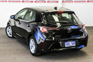 2020 Toyota Corolla Mzea12R Ascent Sport Eclipse Black 10 Speed Constant Variable Hatchback.