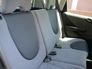 2008 Honda Jazz GD GLi Silver 1 Speed Constant Variable Hatchback