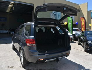 2012 Ford Territory TS AWD Grey 4 Speed Automatic Wagon