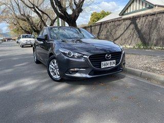 2017 Mazda 3 BN5278 Maxx SKYACTIV-Drive Graphite 6 Speed Sports Automatic Sedan.