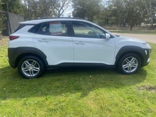 2019 Hyundai Kona OS.2 MY19 Active (FWD) White 6 Speed Automatic Wagon