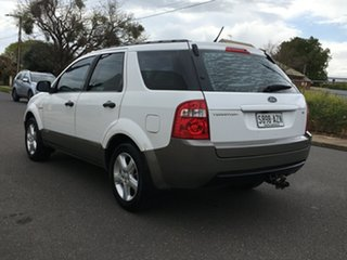 2005 Ford Territory SY TS AWD 6 Speed Sports Automatic Wagon