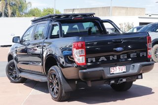 2019 Ford Ranger PX MkIII 2019.00MY XLT Black 10 Speed Sports Automatic Double Cab Pick Up