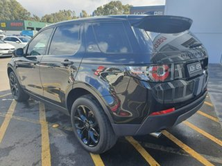 2017 Land Rover Discovery Sport L550 17MY SE Black 9 Speed Sports Automatic Wagon