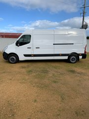 2018 Renault Master X62 Mid Roof LWB AMT White 6 Speed Sports Automatic Single Clutch Van