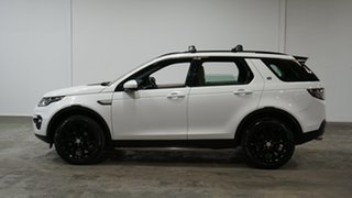 2015 Land Rover Discovery Sport L550 16MY HSE White 9 Speed Sports Automatic Wagon