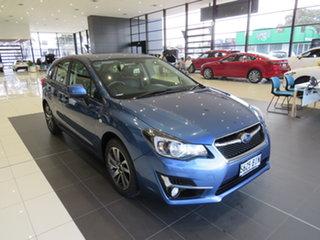 Subaru Impreza 2.0i AWD Premium Hatchback.
