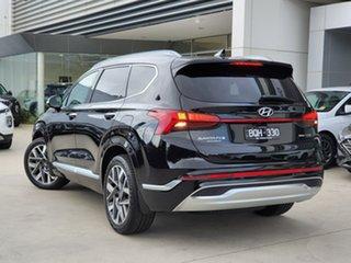 2021 Hyundai Santa Fe Tm.v3 MY21 Highlander DCT Black 8 Speed Sports Automatic Dual Clutch Wagon.