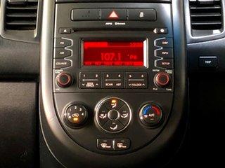 2011 Kia Soul AM MY12 Red 6 Speed Manual Hatchback