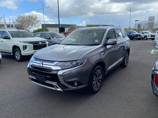 2021 Mitsubishi Outlander ZL MY21 Exceed AWD U17 6 Speed Constant Variable Wagon.