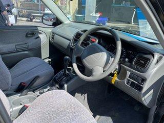 2001 Suzuki Grand Vitara Sports (4x4) Black 4 Speed Automatic Wagon