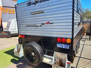 2018 Supreme Territory Offroad Caravan.