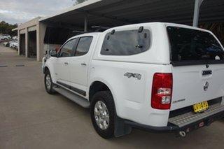2014 Holden Colorado RG MY14 LTZ Crew Cab White 6 Speed Sports Automatic Utility