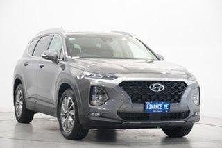 2020 Hyundai Santa Fe TM.2 MY20 Active X Graphite 8 Speed Sports Automatic Wagon