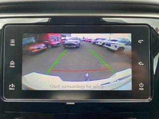 2021 Mitsubishi Triton MR MY21 GLS Double Cab White 6 Speed Sports Automatic Utility