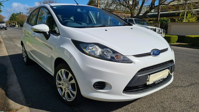 Used Ford Fiesta WT CL Prospect, 2013 Ford Fiesta WT CL 6 Speed Automatic Hatchback