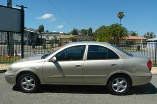2005 Nissan Pulsar N16 MY2004 ST Gold 4 Speed Automatic Sedan