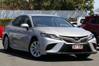 2018 Toyota Camry ASV70R Ascent Sport Silver 6 Speed Sports Automatic Sedan.