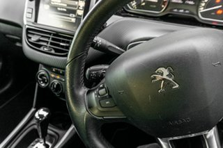 2016 Peugeot 2008 A94 Active White 4 Speed Sports Automatic Wagon