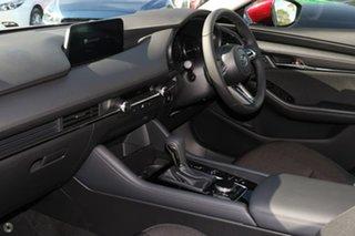 2021 Mazda 3 BP2SLA G25 SKYACTIV-Drive Evolve Red 6 Speed Sports Automatic Sedan