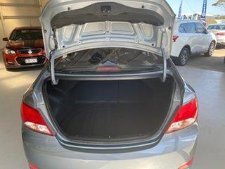 2018 Hyundai Accent RB6 MY19 Sport Grey 6 Speed Sports Automatic Sedan