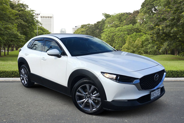 Used Mazda CX-30 DM2W7A G20 SKYACTIV-Drive Touring Paradise, DM2W7A G20 Touring WAG 5dr SKY