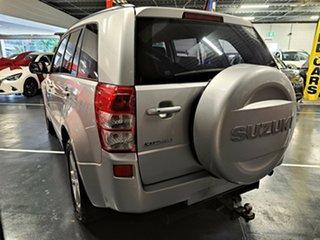 2007 Suzuki Grand Vitara JB Type 2 Prestige Metallic Silver 5 Speed Automatic Wagon