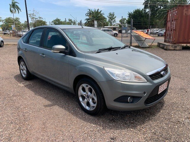 Used Ford Focus LV MY11 LX Pinelands, 2011 Ford Focus LV MY11 LX Silver 5 Speed Manual Hatchback
