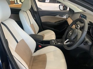 2021 Mazda CX-3 DK2W7A Maxx SKYACTIV-Drive FWD Sport LE Deep Crystal Blue 6 Speed Sports Automatic
