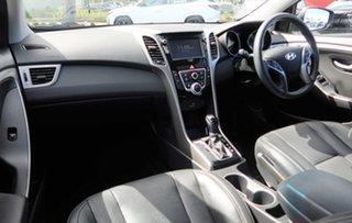 2016 Hyundai i30 GD4 Series II MY17 Active X Black 6 Speed Sports Automatic Hatchback
