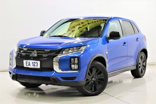 2021 Mitsubishi ASX XD MY21 MR (2WD) Blue Continuous Variable Wagon.