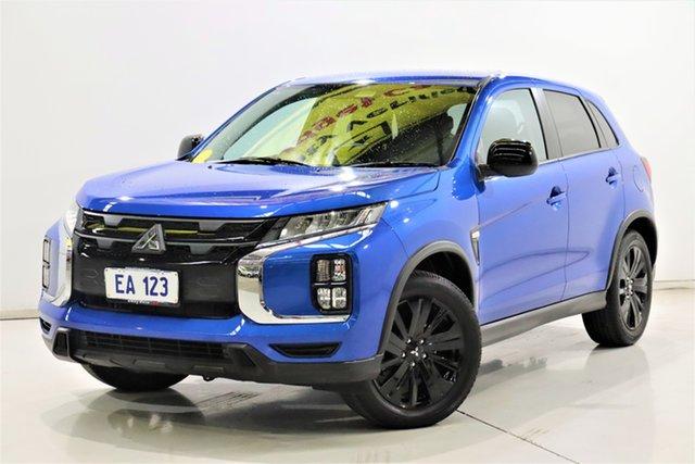 Used Mitsubishi ASX XD MY21 MR (2WD) Brooklyn, 2021 Mitsubishi ASX XD MY21 MR (2WD) Blue Continuous Variable Wagon