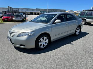2009 Toyota Camry ACV40R 09 Upgrade Altise Silver 5 Speed Automatic Sedan.