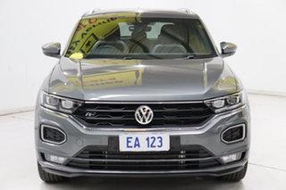 2020 Volkswagen T-ROC A1 MY20 140TSI DSG 4MOTION Sport Grey 7 Speed Sports Automatic Dual Clutch.