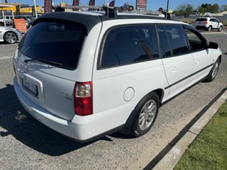 2004 Holden Commodore VY II Executive White 4 Speed Automatic Wagon