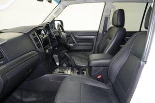 2016 Mitsubishi Pajero NX MY16 Exceed White 5 Speed Sports Automatic Wagon