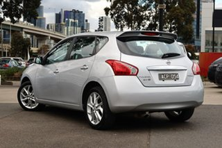 2014 Nissan Pulsar C12 ST-S Silver 1 Speed Constant Variable Hatchback.