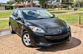 2011 Mazda 3 BL10F1 MY10 Neo Activematic Black 5 Speed Sports Automatic Hatchback.