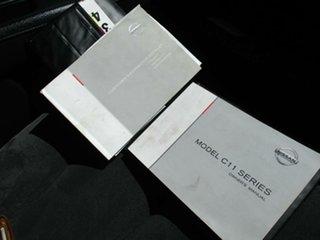 2008 Nissan Tiida C11 MY07 ST-L White 6 Speed Manual Sedan