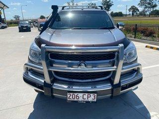 2015 Holden Colorado RG MY16 LTZ Crew Cab Grey 6 Speed Sports Automatic Utility