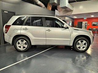 2007 Suzuki Grand Vitara JB Type 2 Prestige Metallic Silver 5 Speed Automatic Wagon.