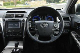 2015 Toyota Aurion GSV50R AT-X White 6 Speed Sports Automatic Sedan