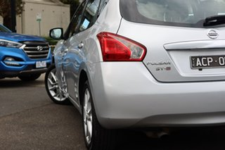 2014 Nissan Pulsar C12 ST-S Silver 1 Speed Constant Variable Hatchback