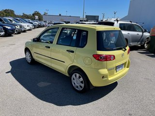2005 Mazda 2 DY Neo Yellow 4 Speed Automatic Hatchback