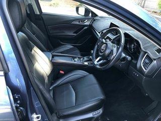 2018 Mazda 3 BN5238 SP25 SKYACTIV-Drive Astina Blue 6 Speed Sports Automatic Sedan